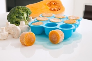 Freezer Pods are specially designed for freezing home-made baby food.  After the weaning phase you can continue to use as a muffin tray, ice block mould, freeze left over sauces, and dozens more creative recycling options can be found on our website www.weanmeister.com.au
