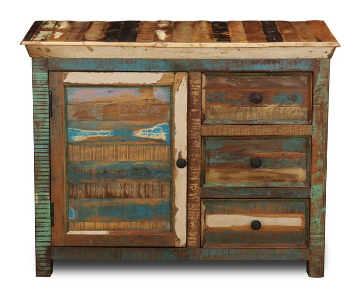Reclaimed Indian Small Sideboard   Trade Furniture Company™