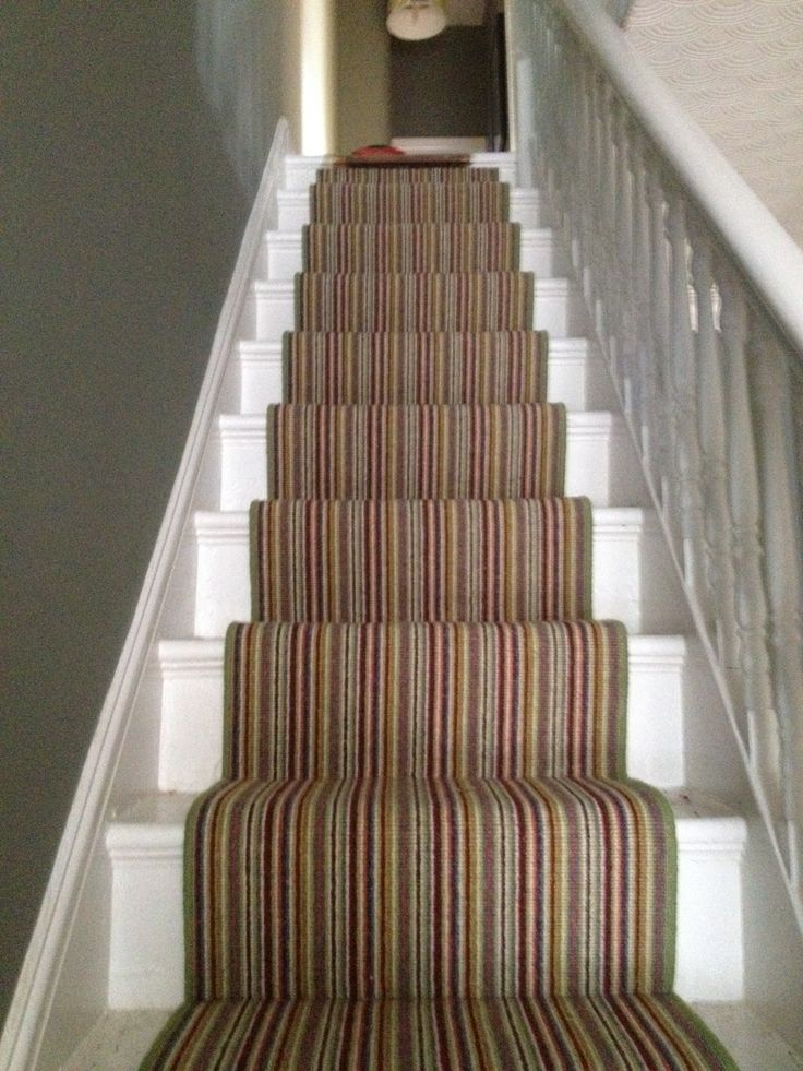 Crucial Trading Mississippi Stripe Carpet Striped