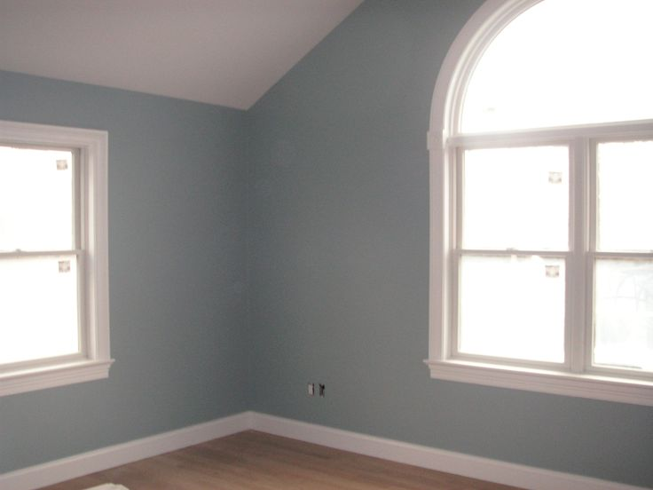 Blue Gray Paint 194 best benjamin moore paint images on pinterest | wall colors