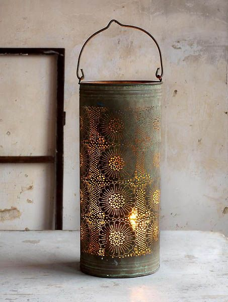 Lovely lantern for the garden...