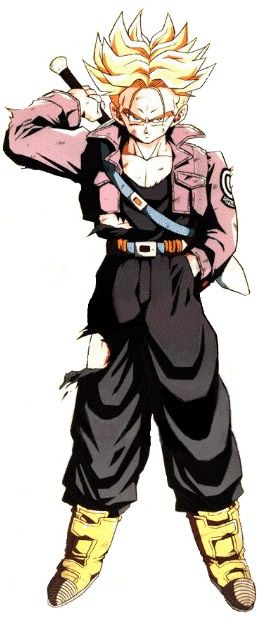 #dbz Trunks