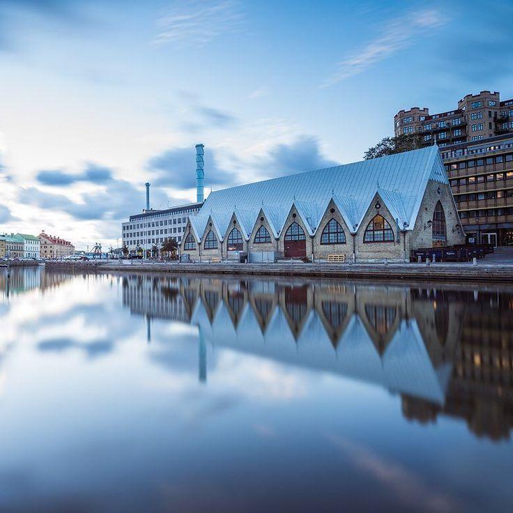 Feskekörka Gothenburg Sweden. #älskagöteborg #t…