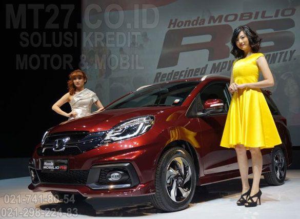 cantik-honda-mobilio-Kredit Pinjaman Dana Tunai Jaminan Gadai BPKB Mobil Motor