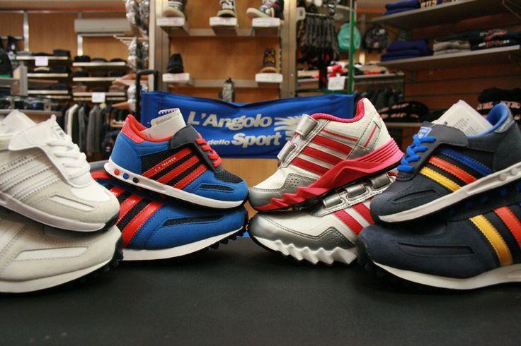 #Scarpe uomo, donna e bambino per lo #sport ed il tempo libero! #adidas #nike #reebok www.angolodellosport.com