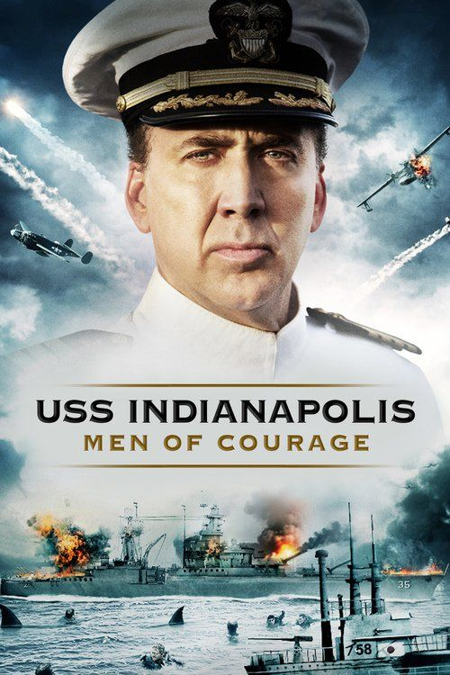 Watch USS Indianapolis: Men of Courage (2016) Full Movie Online Free