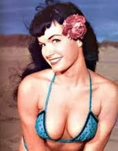 Bettie Page: The Queen, Vintage Floral, Bettie Page, Retro Fashion, Betty Pages, Pinup, Sweet Style, Sisters Tattoo, Pin Up Girls