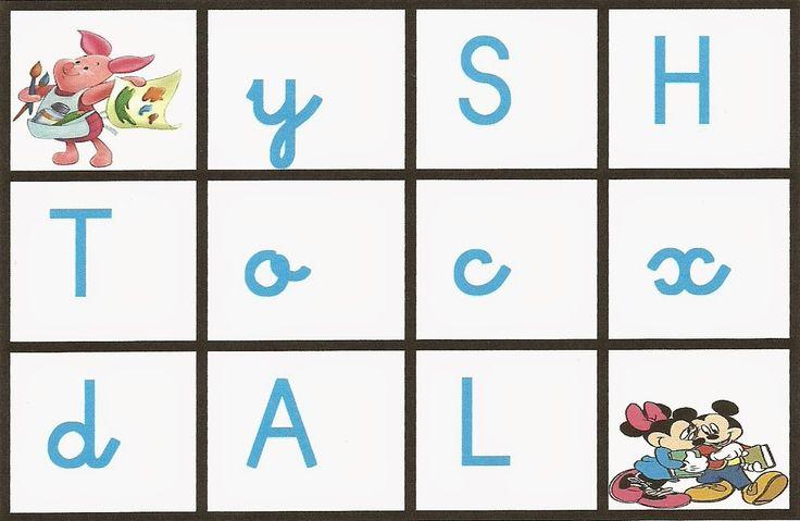 Recursos para Docentes: Bingo de Letras