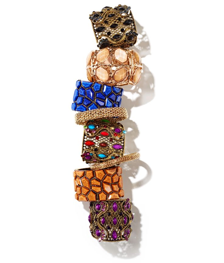 Figaro Fashion Bracelets (in-stores only)