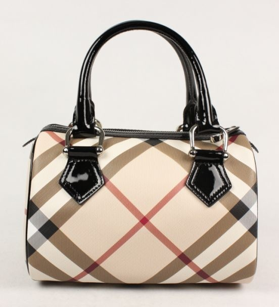 Burberry Purse Material