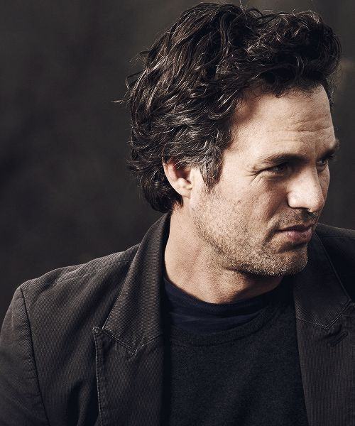 Yes I have a crush on Mark Ruffalo. And I am not afraid to admit it!