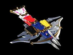 Arsenal - Power Rangers Megaforce | Power Rangers Central