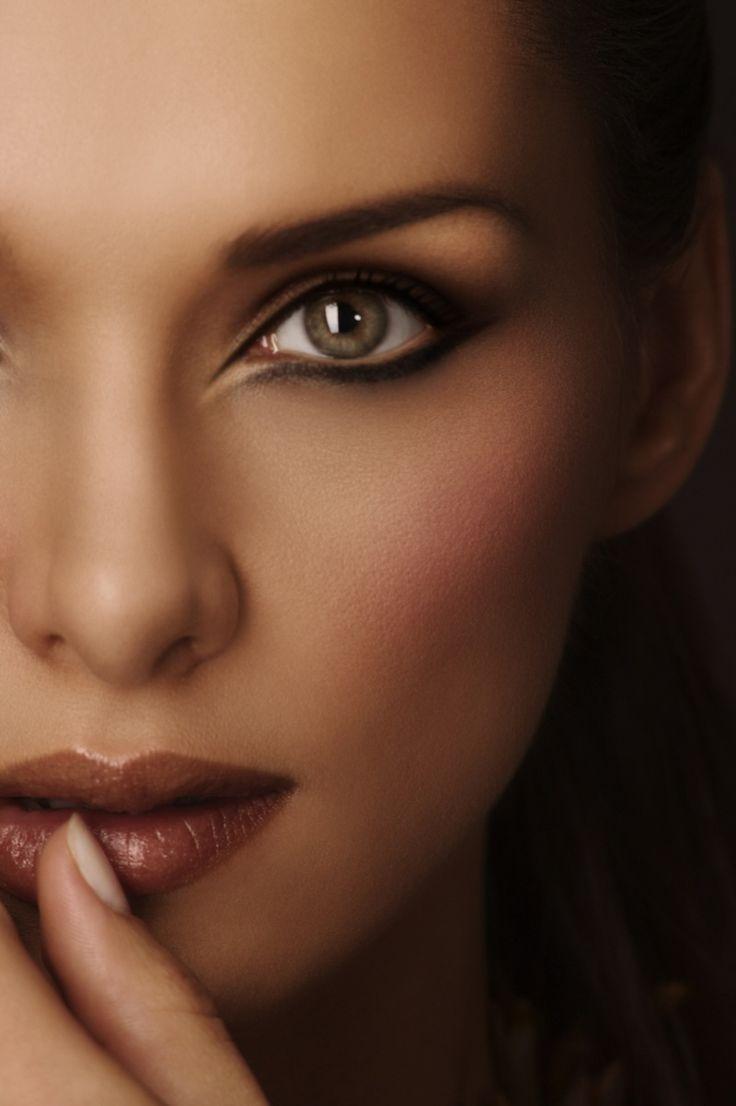 Beautiful woman pinterest 17 - Ojos ahumados para principiantes ...