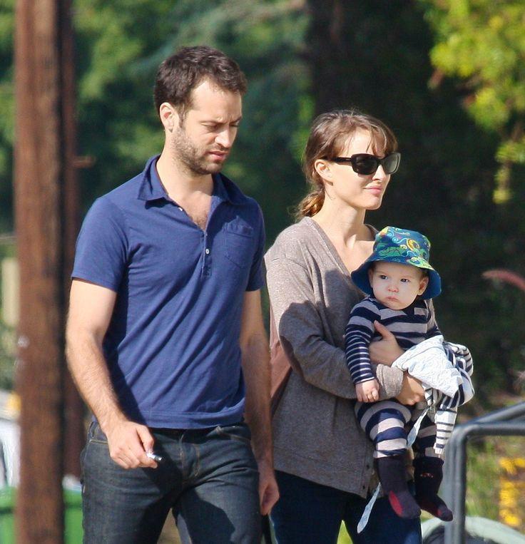 natalie portman family  | queen of celebrity cutte: Natalie Portman Family Pics