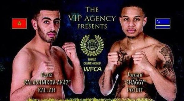 On 27.09.2014 United Fighting League will take place in Marrakech. This is the fightcard: World Championship Title: Aziz Kallah (MOR) vs. Jordan Pikeur (CUW) Superfights: Fikri Ameziane (MOR) vs. C...