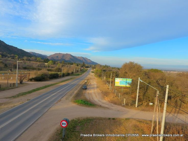 Lotes Sobre Ruta5 en Villa General Belgrano - Praedia Brokers Inmobiliarios
