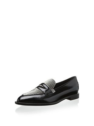 51% OFF Tod's Women's Glossy Penny Loafer (Black)
