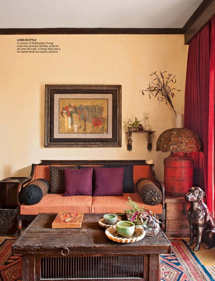 Sabyasachi Mukherjee on Architectural Digest India