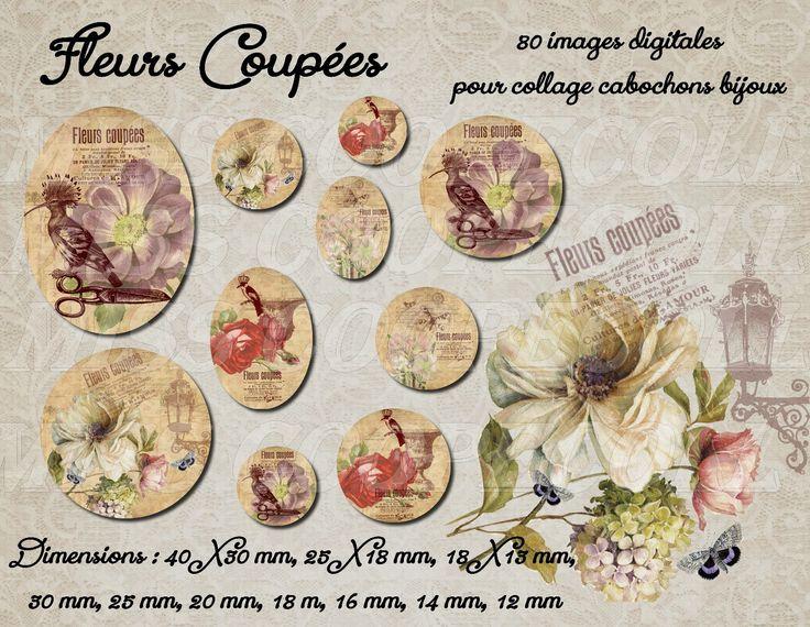 17 meilleures images propos de collage digital pour for Envoi de fleurs par correspondance