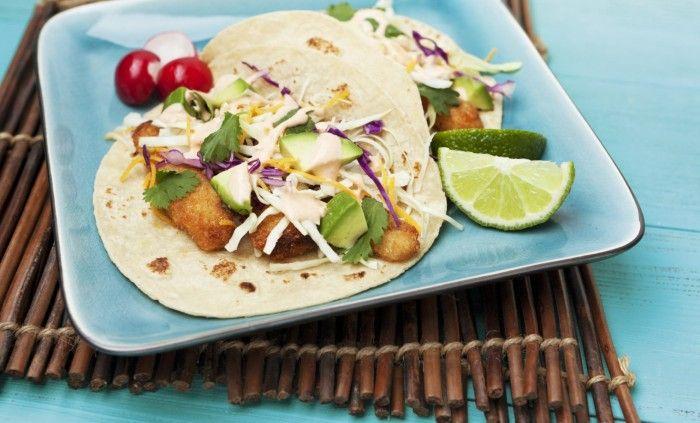 Search Results Fish taco slaw