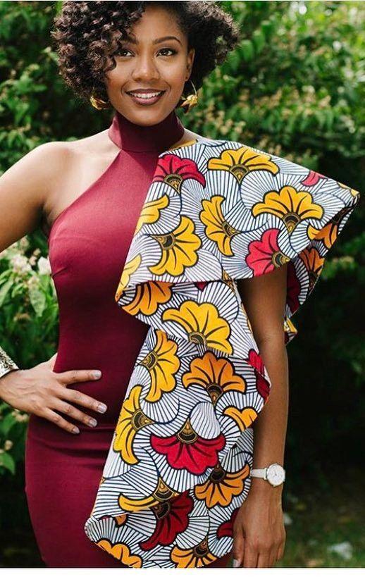 9c95b802dda18 latest african fashion styles, modern african dresses 2018, | Mode ...