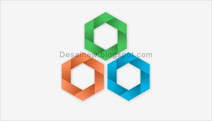 Awesome Hexagon Vector Design Tutorial in Inkscape