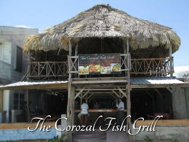 Corozal Fish Grill