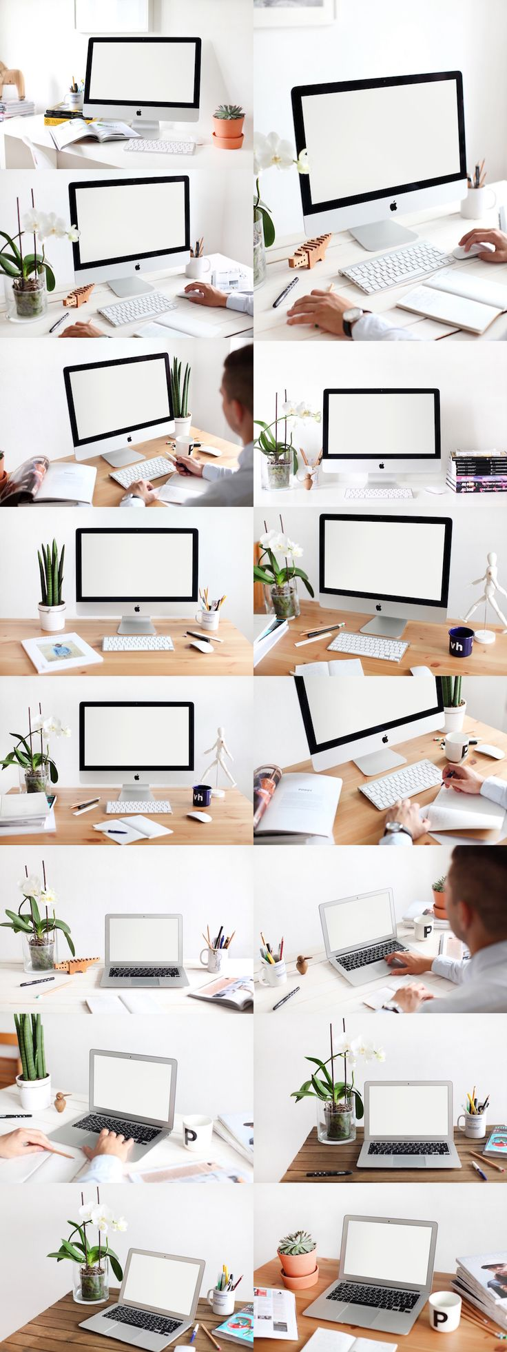 iMac & Macbook Air