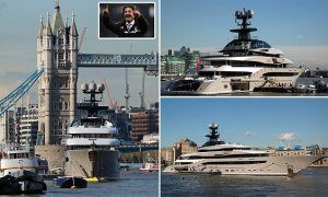 A rare superyacht believed to belong to one of the world's richest men, has become a regular fixture on the Thames since arriving last week. The 308ft long Kismet, which was launched in September this year, is widely reported to be the latest toy of Fulham FC owner Shahid Khan. The Pakistani-American billionaire businessman is […]