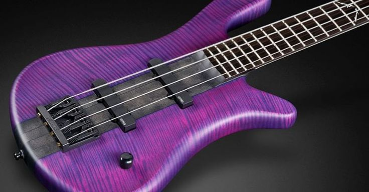 Robert Trujillo Signature built for @robtrujillo with AAAA flamed Maple body, Maple neck, Tigerstripe Ebony fingerboard, Nirvana black middle part and Purple satin side finish #warwick #framus #warwickbass #framusguitar #bass #guitar #instrument #music #musician #sound #strings #wood #woodporn #play #player #color #colorful #amps #amplification #acoustic #acousticguitar