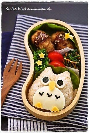 Owl ....hey Britt! Do you do Sushi?