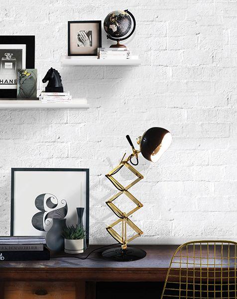 Billy Retro Table Lamp | DelightFULL