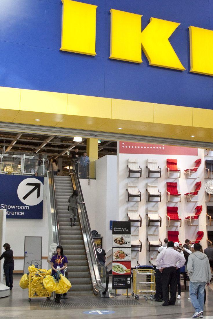 IKEA Debuts Fashion Collaborations At Milan Fashion Week #GILTIG #SVÄRTAN #IKEAfashion
