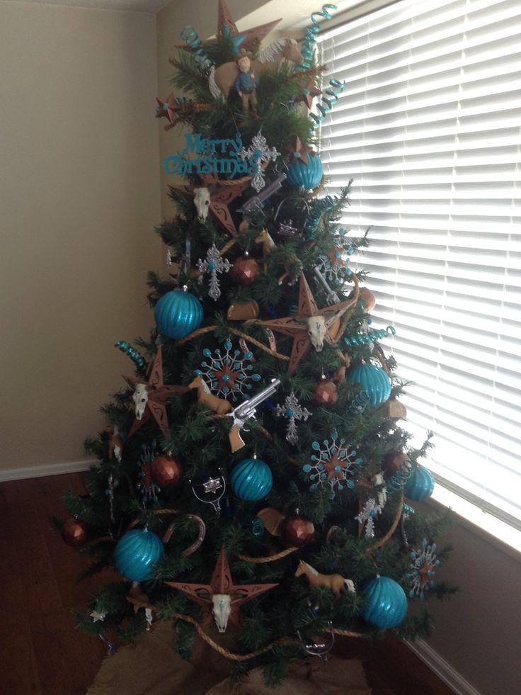 2013 Western Christmas Tree: