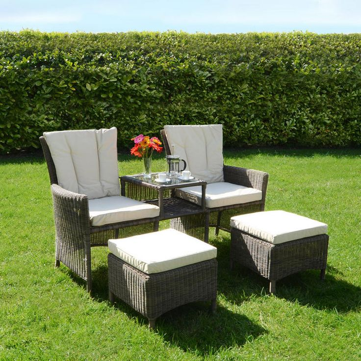 Garden Furniture Chairs 14 best wicker bistro set images on pinterest | bistro set, wicker