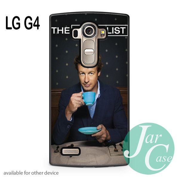 The Mentalist Poster Phone Case For LG G4