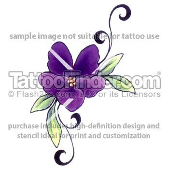 Gail Somers Tattoo Design
