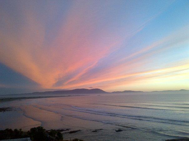 Sunset in Ballyheigue Ireland