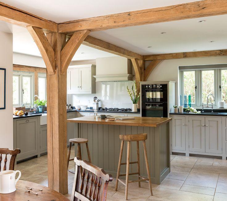 17 Best Ideas About Oak Kitchens On Pinterest