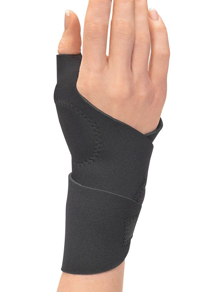 Thumb and Wrist Wrap - Magnetic | Carpal Tunnel Relief | Pain Relief