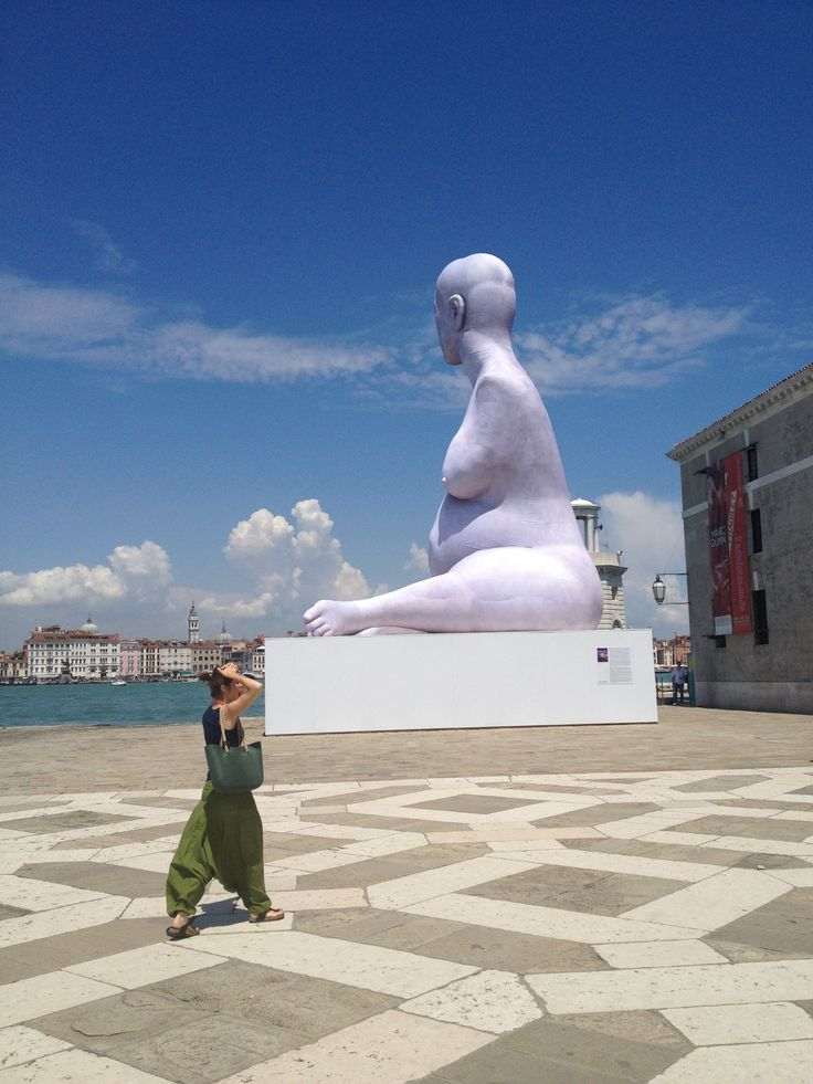 fascinated by Marc Quinn's artworks.