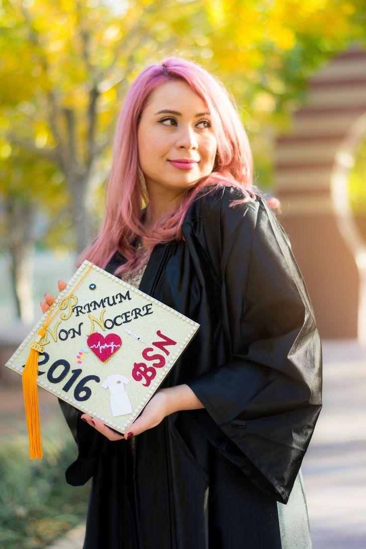 Texas Tech Nursing School- Graduation Photoshoot- Nurse ⚕️