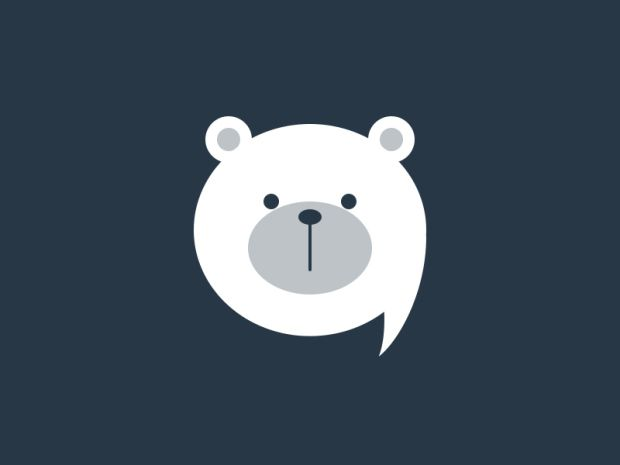 25+ best Bear logo ideas on Pinterest   Coffee logo, Coffee shop ...