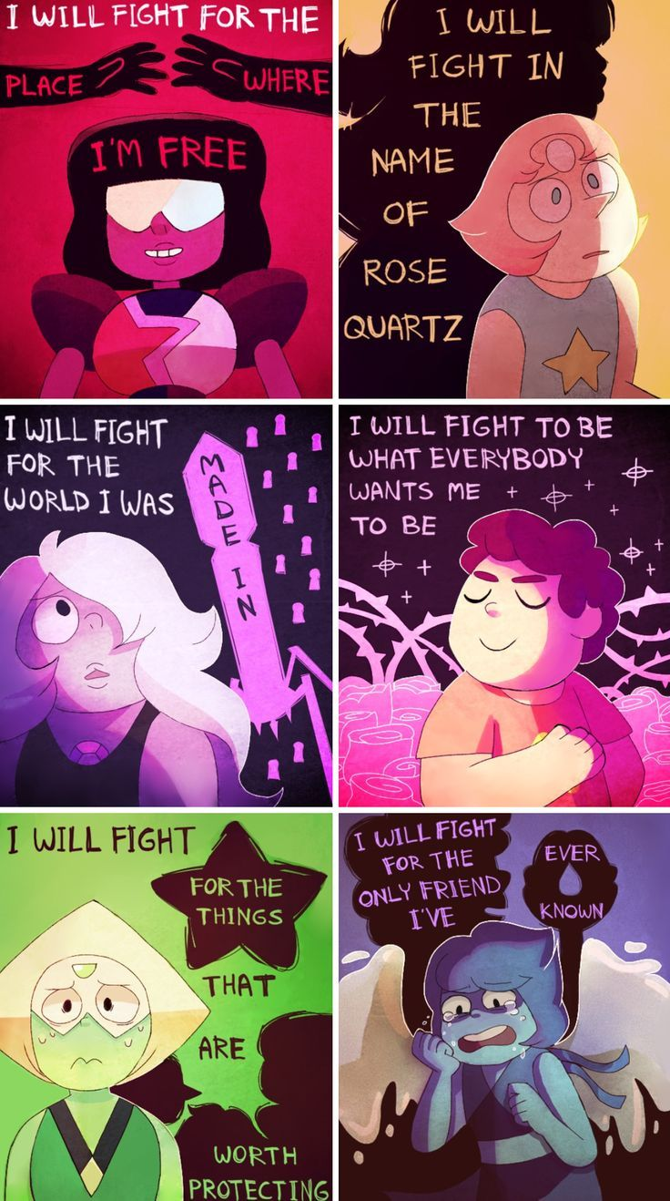 I will fight for every episode of Steven Universe