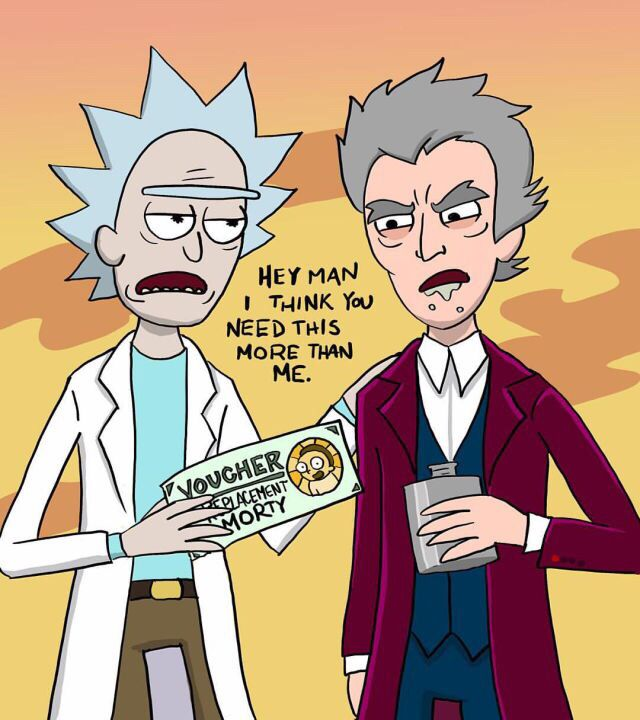 638 Best Rick N Morty Images On Pinterest  Rick And Morty -6292