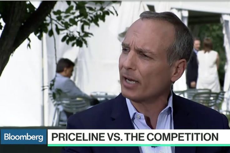 Priceline CEO: Hotels Secretly Love Us Despite Accusations of Monopoly  CEO Glenn Fogel says he's not worried about hotel lobby group claims that the fees of online travel agencies are excessive relative to the value provided. He spoke with Bloomberg's Emily Chang outside of the Fortune Brainstorm Tech 2017 conference in Aspen Colorado. Bloomberg  Skift Take: Priceline CEO Glenn Fogel says he wants travelers to think of Booking.com's name first when they start thinking about reserving homes…