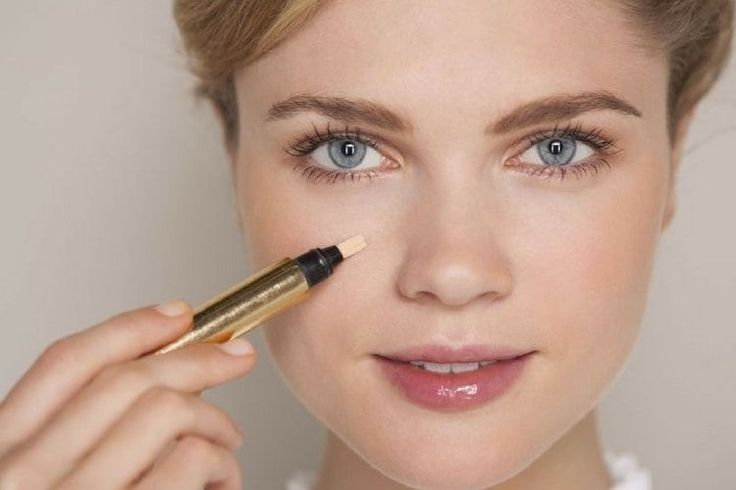 #Astuces : Comment maquiller un bouton ? #maquillage #conseils #bouton #monvanityideal
