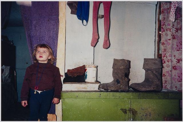 Bertien van Manen, Apanas, Siberia (1993), via Artsy.net
