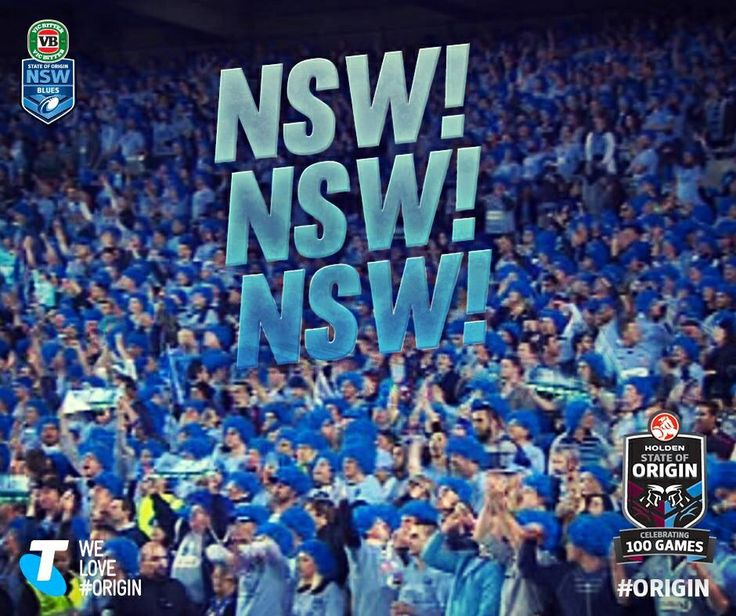 THAT'S OUR BOYS! Game 3 is ours! VICTORY IS OURS! #Respectgoesalongwaywithusnswfolk  NSW State of Origin