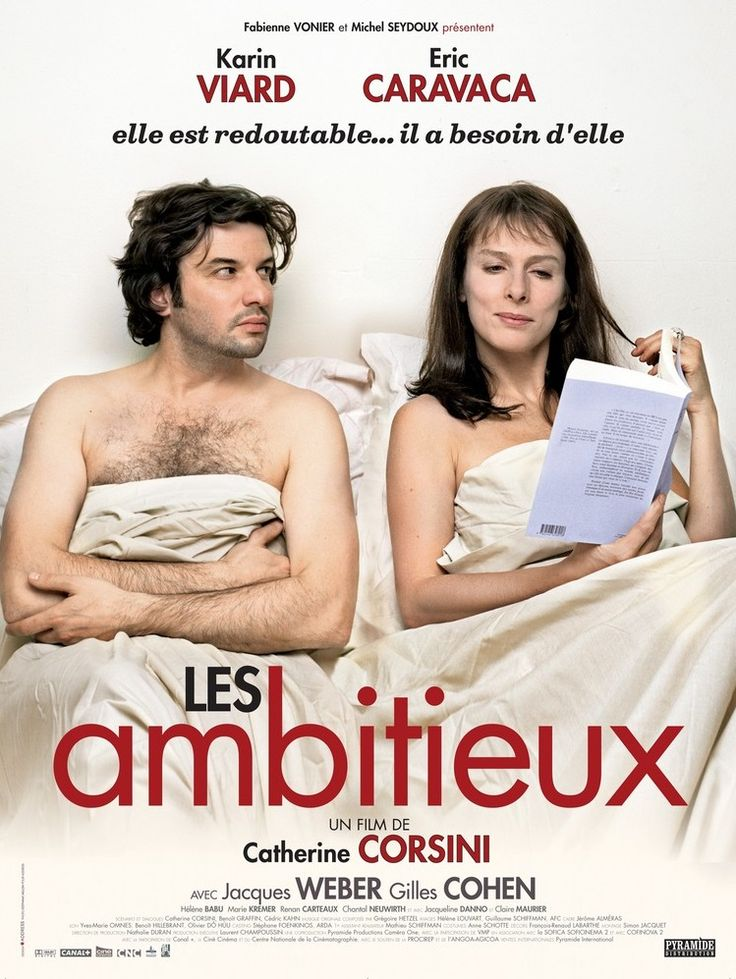 Les ambitieux (2007) - Catherine Corsini - Karin Viard, Éric Caravaca